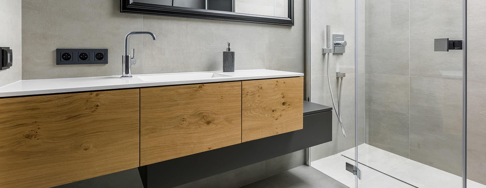 meble kęty łazienka