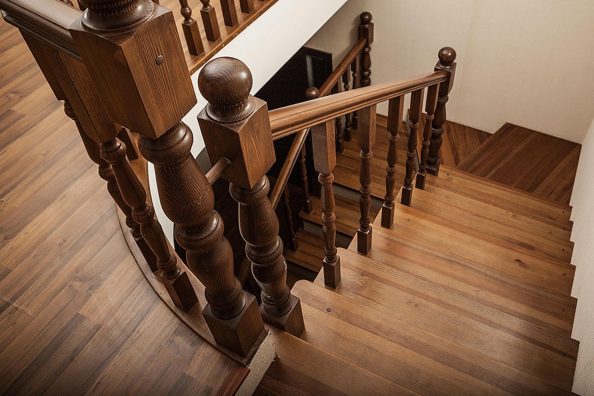 schody kęty