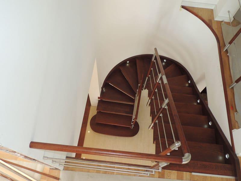 schody tychy